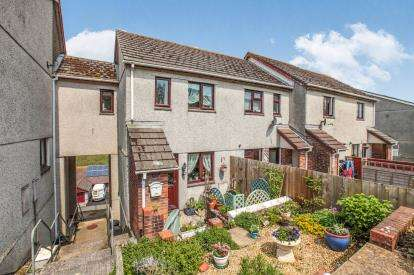 3 Bedrooms Maisonette Flat for sale in Looe, Cornwall, UK