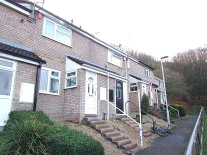 2 Bedrooms Terraced House for sale in Higher Compton, Plymouth, Devon