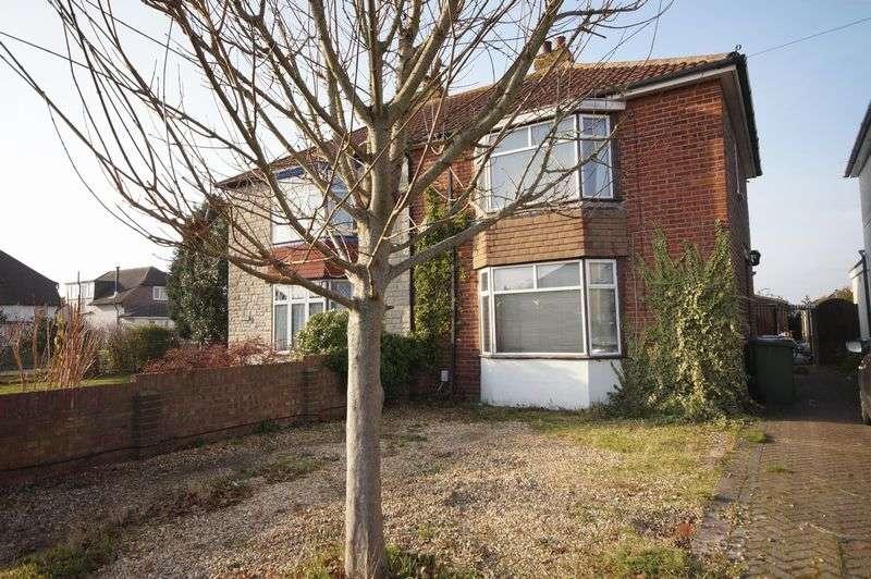 3 Bedrooms Semi Detached House for sale in Neville Avenue, Portchester, Fareham, PO16