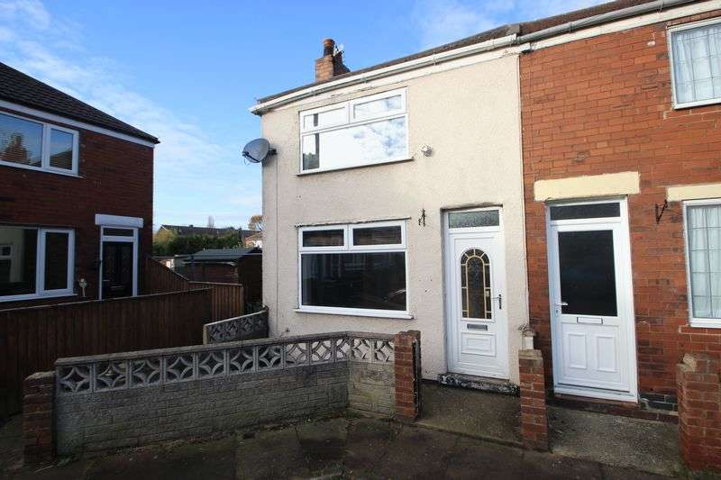 2 Bedrooms Terraced House for sale in HINKLER STREET, CLEETHORPES