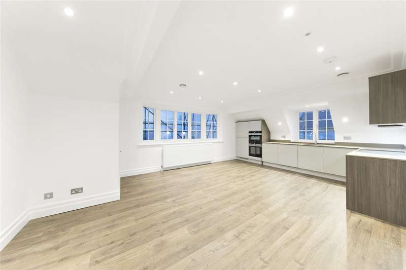 2 Bedrooms Flat for sale in High Street, Weybridge, Surrey, KT13