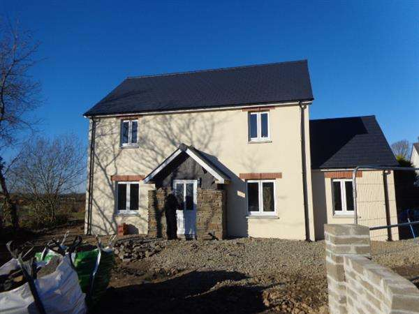 3 Bedrooms Detached House for sale in New House (Toll Cottage), Targate Road, Freystrop, Haverfordwest