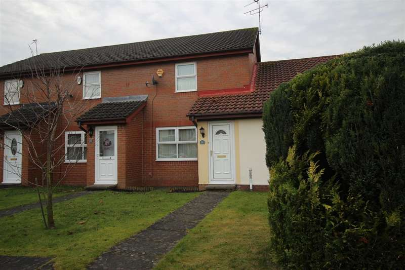2 Bedrooms Terraced House for sale in Denby Close, Hartford Dale, Cramlington