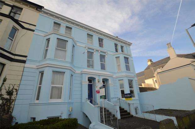 2 Bedrooms Flat for sale in Ford Park Road, Ford Park Road, Plymouth, Devon