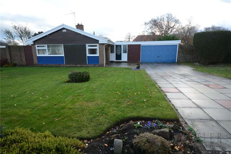3 Bedrooms Detached Bungalow for sale in Trent Way, Heswall, Wirral