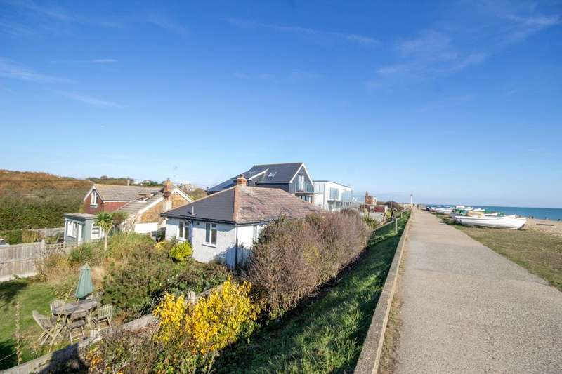 3 Bedrooms Detached Bungalow for sale in Pett Level Road, Pett Level