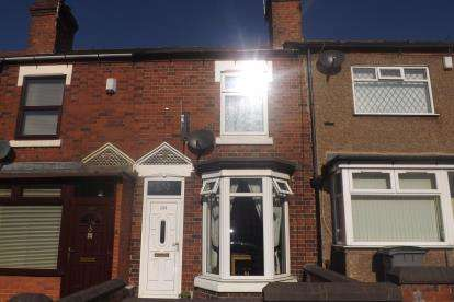 2 Bedrooms Terraced House for sale in Hamil Road, Burslem, Stoke On Trent, Staffordshire