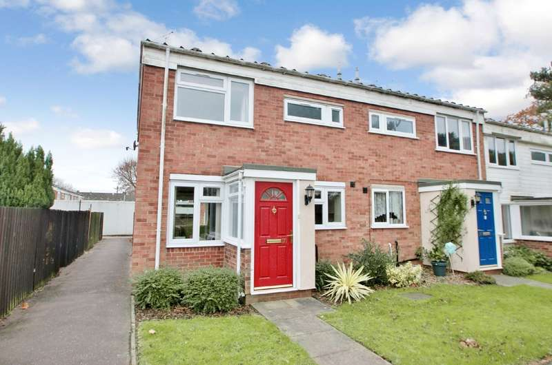 2 Bedrooms End Of Terrace House for sale in Ormesby Road, Norwich