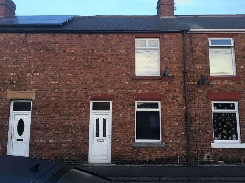 2 Bedrooms Terraced House for sale in Church Street, Consett