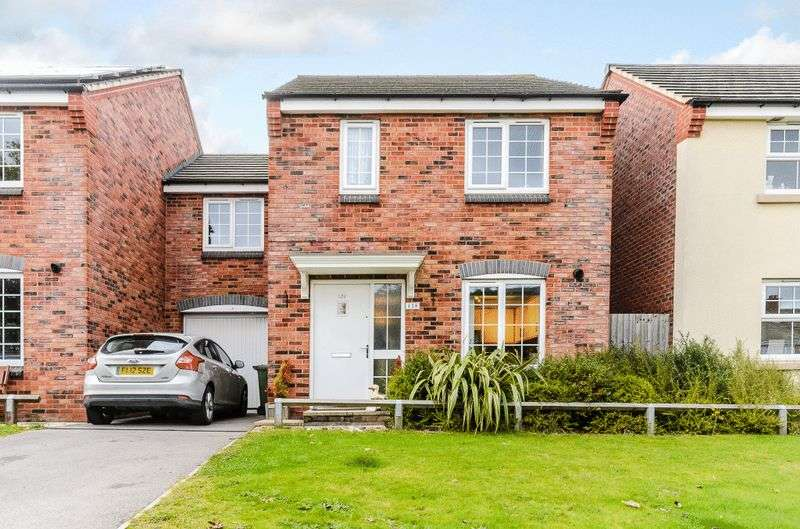 4 Bedrooms Detached House for sale in Kirklington Road, Rainworth