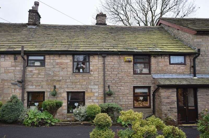 4 Bedrooms Cottage House for sale in Old Swan Cottages. Cox Green Road, Egerton, Bolton