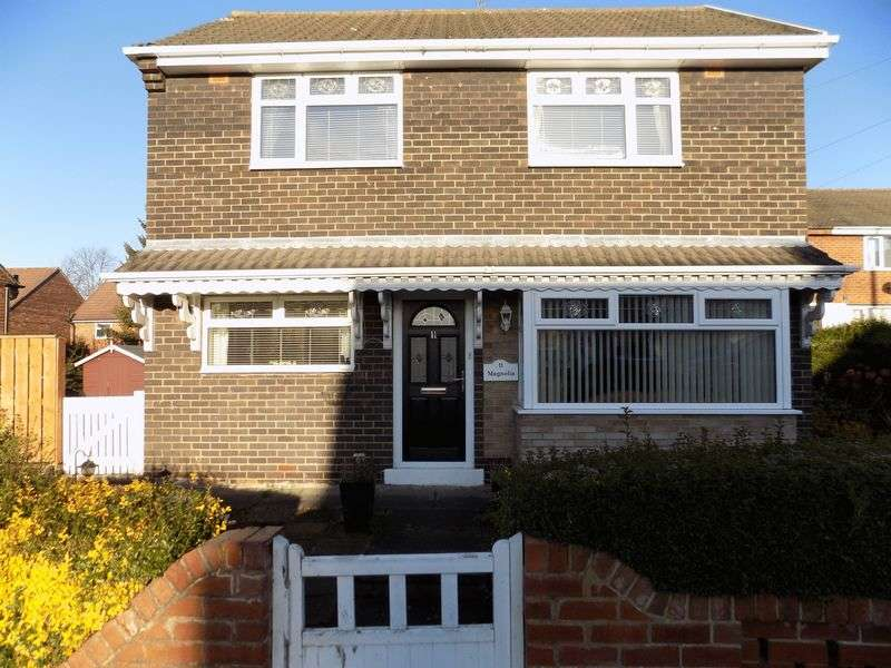 2 Bedrooms Terraced House for sale in Magnolia Way, Shildon