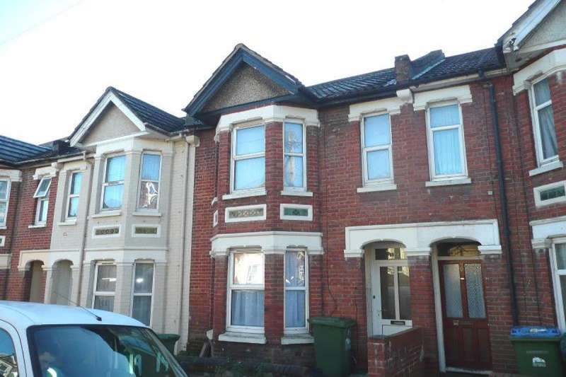 7 Bedrooms Semi Detached House for rent in Alma Road, Southampton, SO14