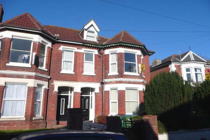 9 Bedrooms Semi Detached House for rent in Alma Road, Southampton, SO14