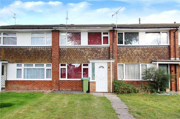 3 Bedrooms Terraced House for sale in Cotswold Way, East Preston, West Sussex, BN16