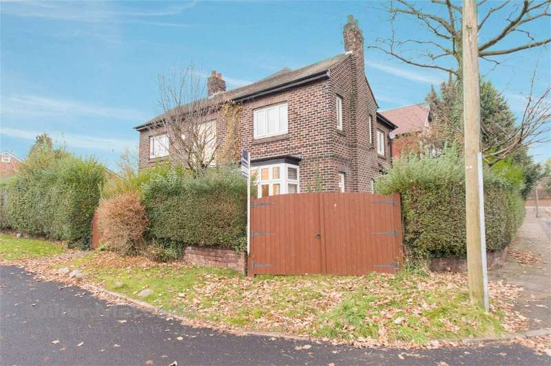 4 Bedrooms Detached House for sale in 15 Blantyre Road, Swinton, Manchester