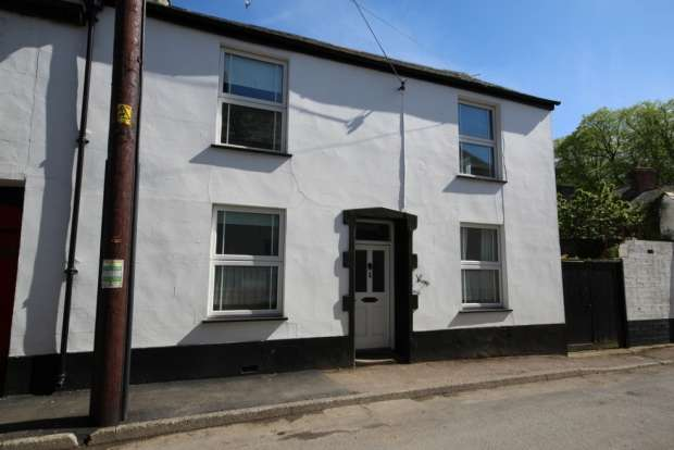 3 Bedrooms Semi Detached House for sale in NEW STREET CHULMLEIGH
