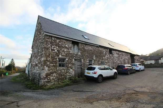 Barn Conversion Character Property for sale in Llanellen, ABERGAVENNY, Monmouthshire