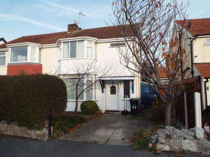 3 Bedrooms Semi Detached House for sale in Trafford Park, Penrhyn Bay, Llandudno, Conwy, LL30