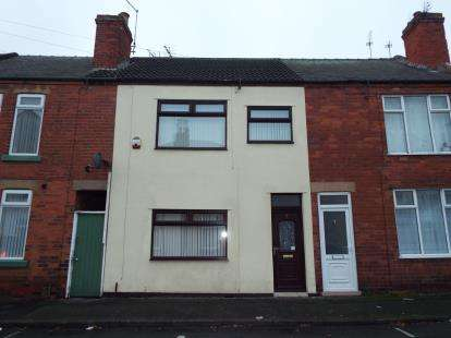 3 Bedrooms Terraced House for sale in George Street, Mansfield, Nottinghamshire