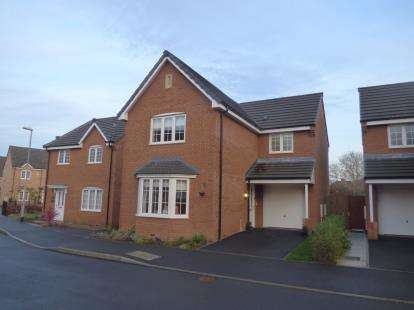 3 Bedrooms Detached House for sale in Cornmill Road, Sutton In Ashfield, Nottingham, Nottinghamshire