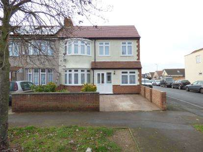 4 Bedrooms End Of Terrace House for sale in Hornchurch, Essex