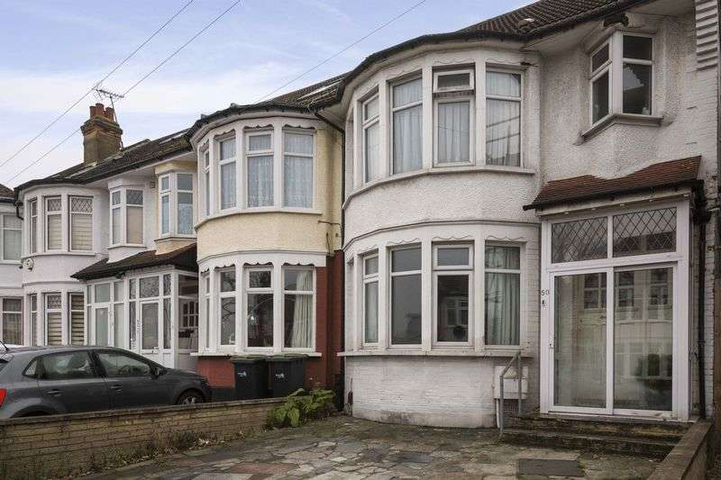 3 Bedrooms Terraced House for sale in Grenoble Gardens, London