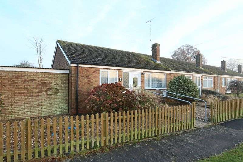 2 Bedrooms Bungalow for sale in Glebe Road West, Lowestoft