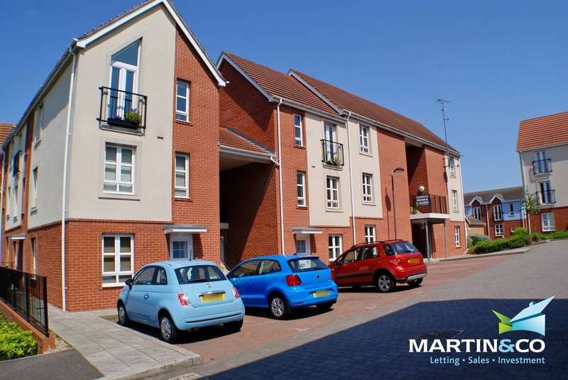 1 Bedroom Apartment Flat for sale in Stark Way, Lincoln