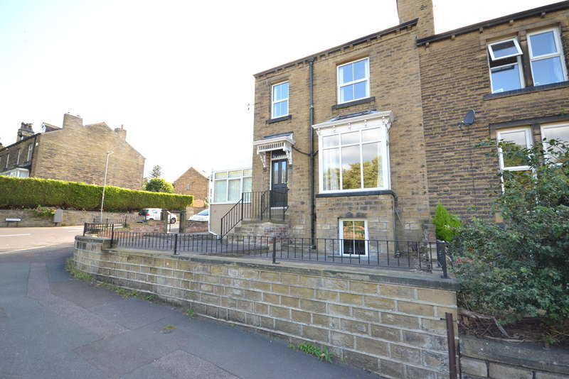 4 Bedrooms End Of Terrace House for sale in Somerset Road, Moldgreen