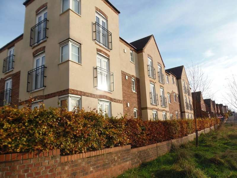 2 Bedrooms Apartment Flat for sale in Queen Mary House, 120 Queen Mary Road