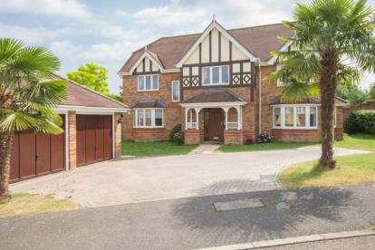 5 Bedrooms Detached House for sale in Great Groves, Goffs Oak, Waltham Cross, Hertfordshire