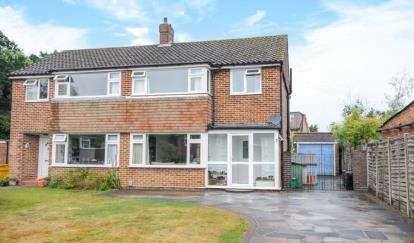 3 Bedrooms Semi Detached House for sale in Fairoak Close, Petts Wood, Orpington