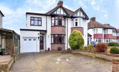 4 Bedrooms Semi Detached House for sale in The Highway, Orpington