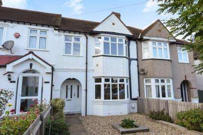 3 Bedrooms Terraced House for sale in Rose Walk, West Wickham