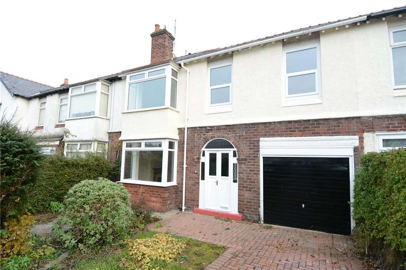 4 Bedrooms Terraced House for sale in Upton Road, Moreton, Wirral