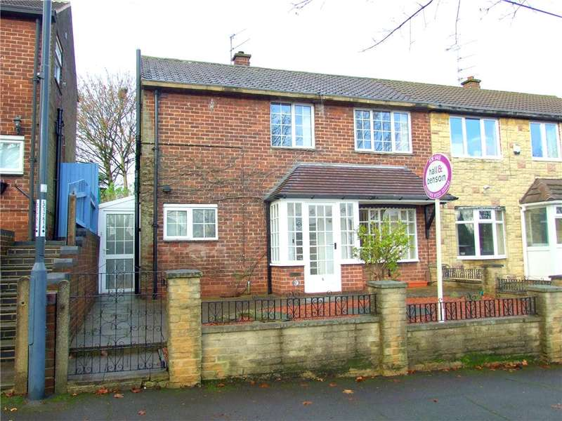 3 Bedrooms Semi Detached House for sale in Hanover Square, Mackworth, Derby, Derbyshire, DE22