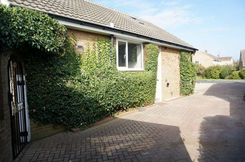 3 Bedrooms Detached Bungalow for sale in Moor Side, Boston Spa