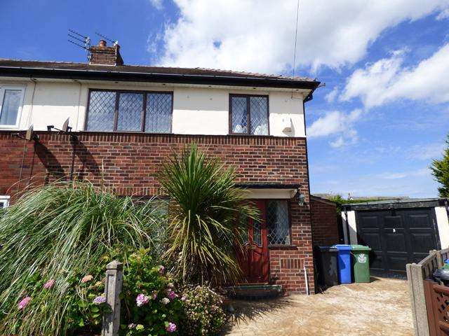 3 Bedrooms Semi Detached House for sale in Oak Avenue, Thornton Cleveleys, Lancashire, FY5 5DS