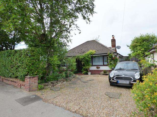 3 Bedrooms Detached Bungalow for sale in Hillylaid Road, Thornton Cleveleys, Lancashire, FY5 4DX