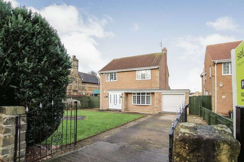 4 Bedrooms Semi Detached House for sale in Plantation Road, Redcar