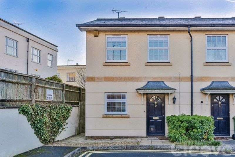 2 Bedrooms Semi Detached House for sale in Corpus Street, Cheltenham
