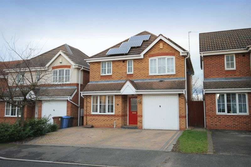 3 Bedrooms Detached House for sale in PINGLEHILL WAY, CHELLASTON