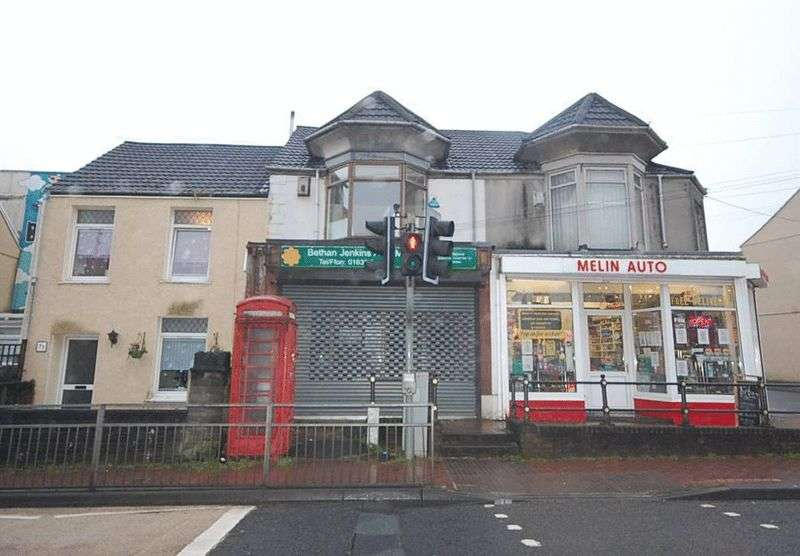 Property for sale in 75 Briton Ferry Road, Neath, SA11 1AR