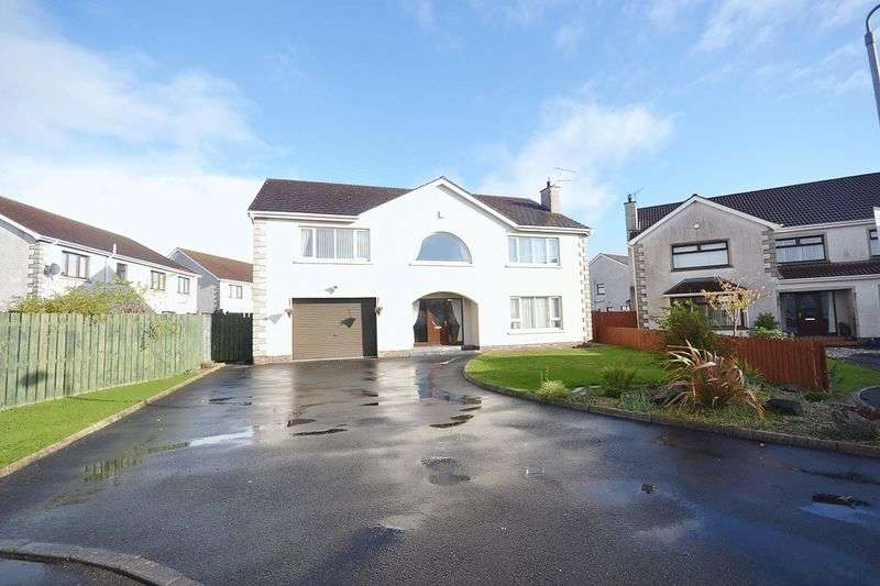5 Bedrooms Detached House for sale in Bashfordsland, Carrickfergus