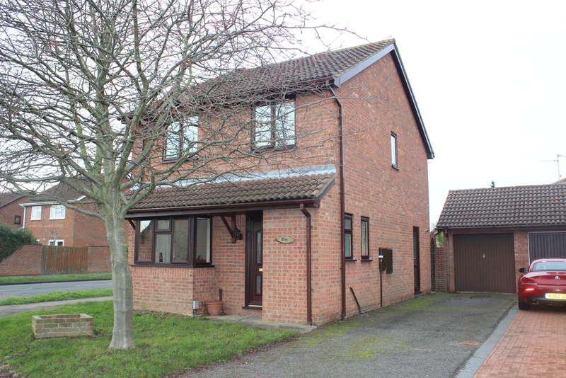 4 Bedrooms Link Detached House for sale in Bowness Way, Gunthorpe, Peterborough, PE4 7NG