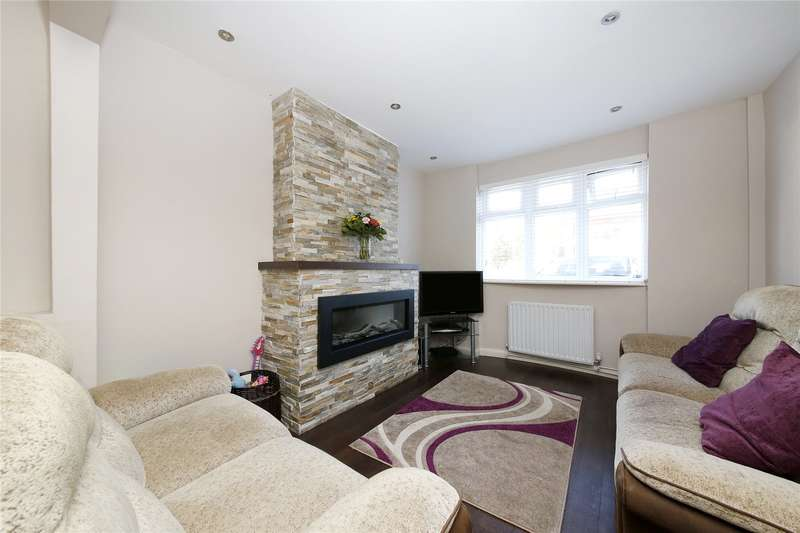 3 Bedrooms Terraced House for sale in Fullerton Road, East Croydon