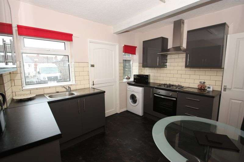 2 Bedrooms Terraced House for sale in Ackworth Road, Featherstone