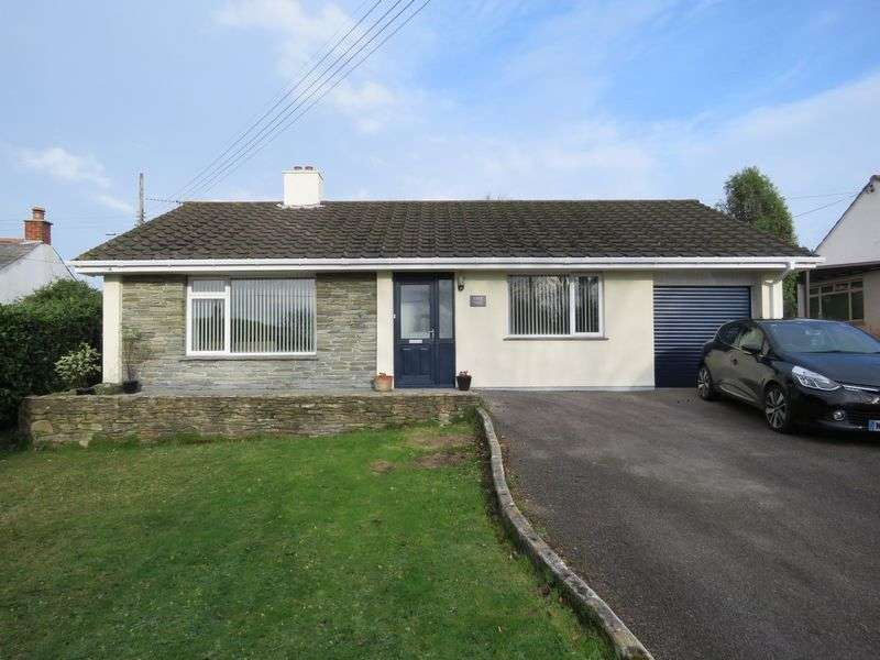 3 Bedrooms Detached Bungalow for sale in Tregye Road, Carnon Downs