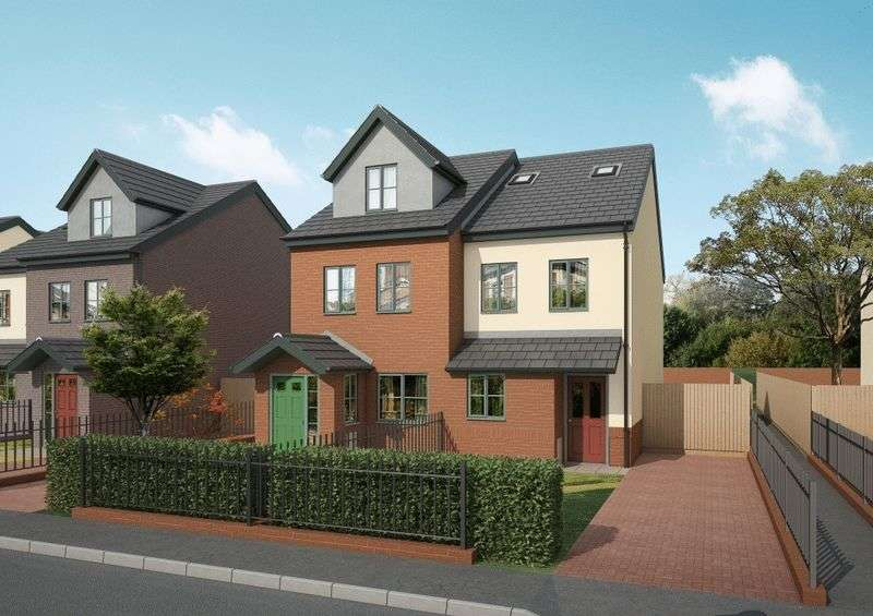 3 Bedrooms Mews House for sale in PLOT 3 BLUEBELL, CLEE MEADOWS, LADYSMITH RD, GRIMSBY